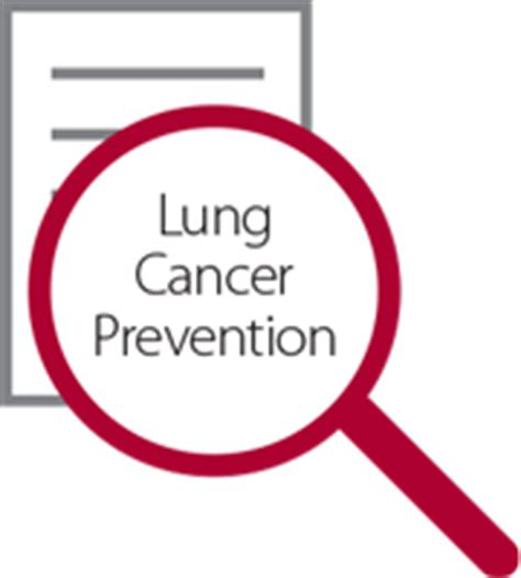 Research into lung cancer treatment center